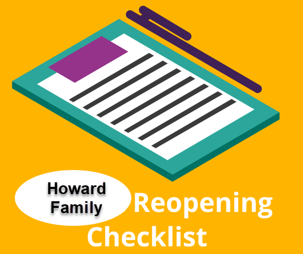 Howard Checklist for Families