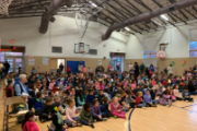 End of the Year Celebration Assembly! Join Us on June 5th at 8:15 am