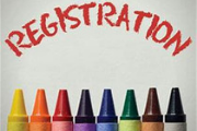 August Registration Hours
