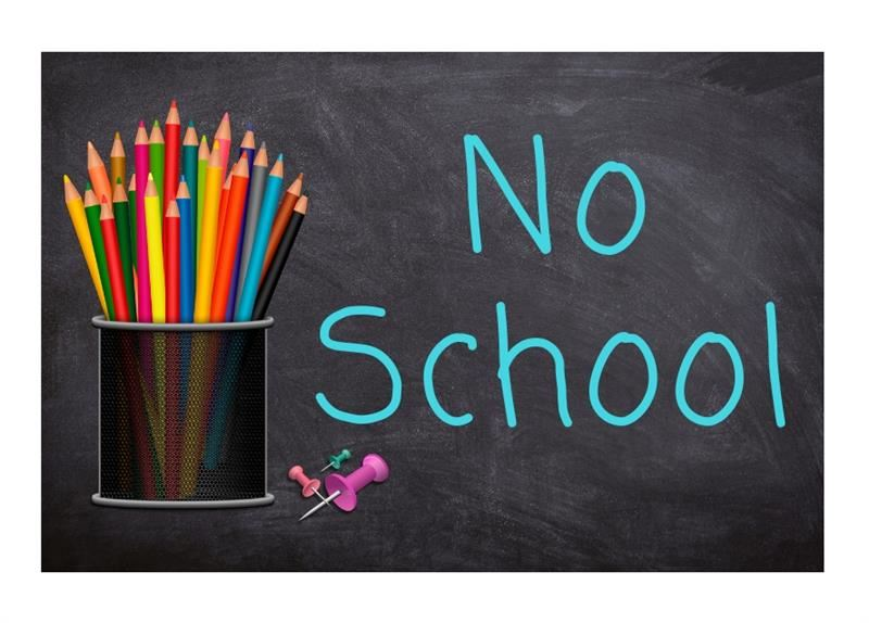 No school October 25.  This is a grading day.