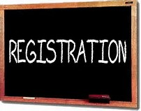 New student registration 2019-20