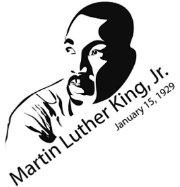No School Martin Luther King Day