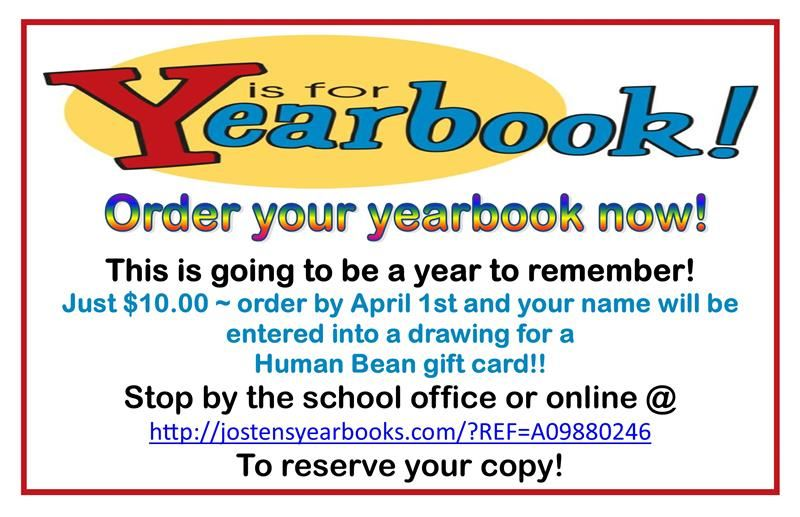 2019-2020 Yearbooks