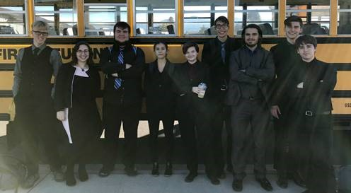 speech and debate at north medford high school