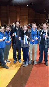 math team winners