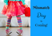 Spirit Day on April 5th is .... Mismatch Day!