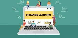 Distance Learning Daily Schedule