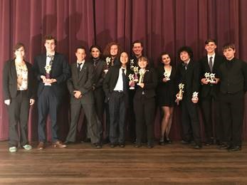 Speech & debate at marshfield competition