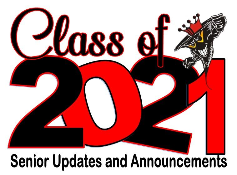 Class of 2021 Updates and Announcements