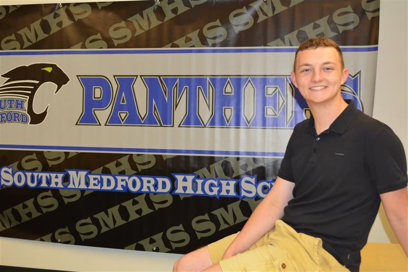 South Medford High School Student Named Presidential Scholar