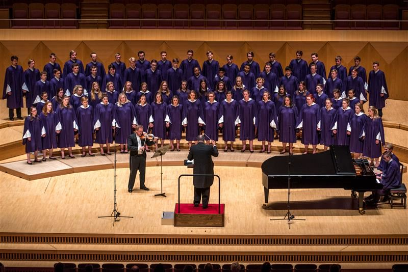 World-Renowned St. Olaf Choir Visits Medford!
