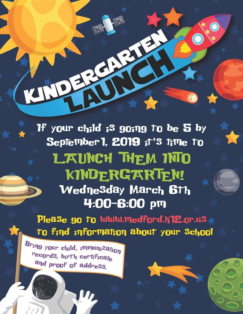 Kinder Launch