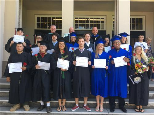 Congratulations MSD Summer School Graduates