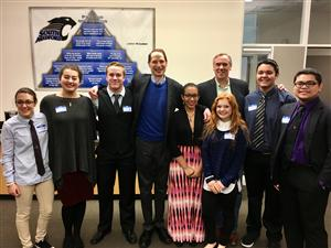 Senators Wyden and Merkley Visit South for Student Town Hall