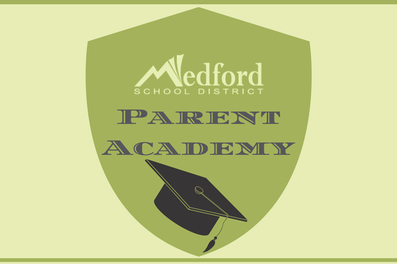 Join our Parent Academy!