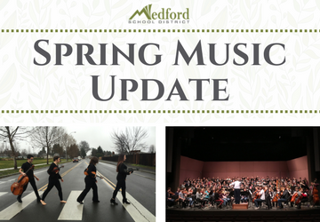 Spring Music Update