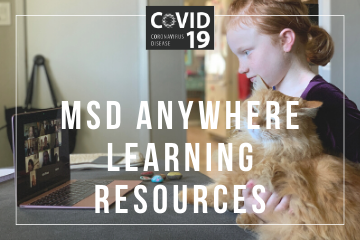 MSD Anywhere Learning Resources