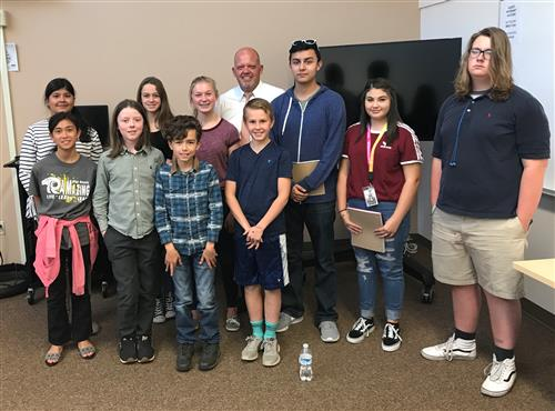 Superintendent Launches Student Advisory Committee