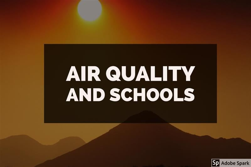 Air Quality Information for Schools