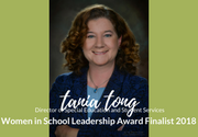 MSD Director Named Finalist for Women in School Leadership Award