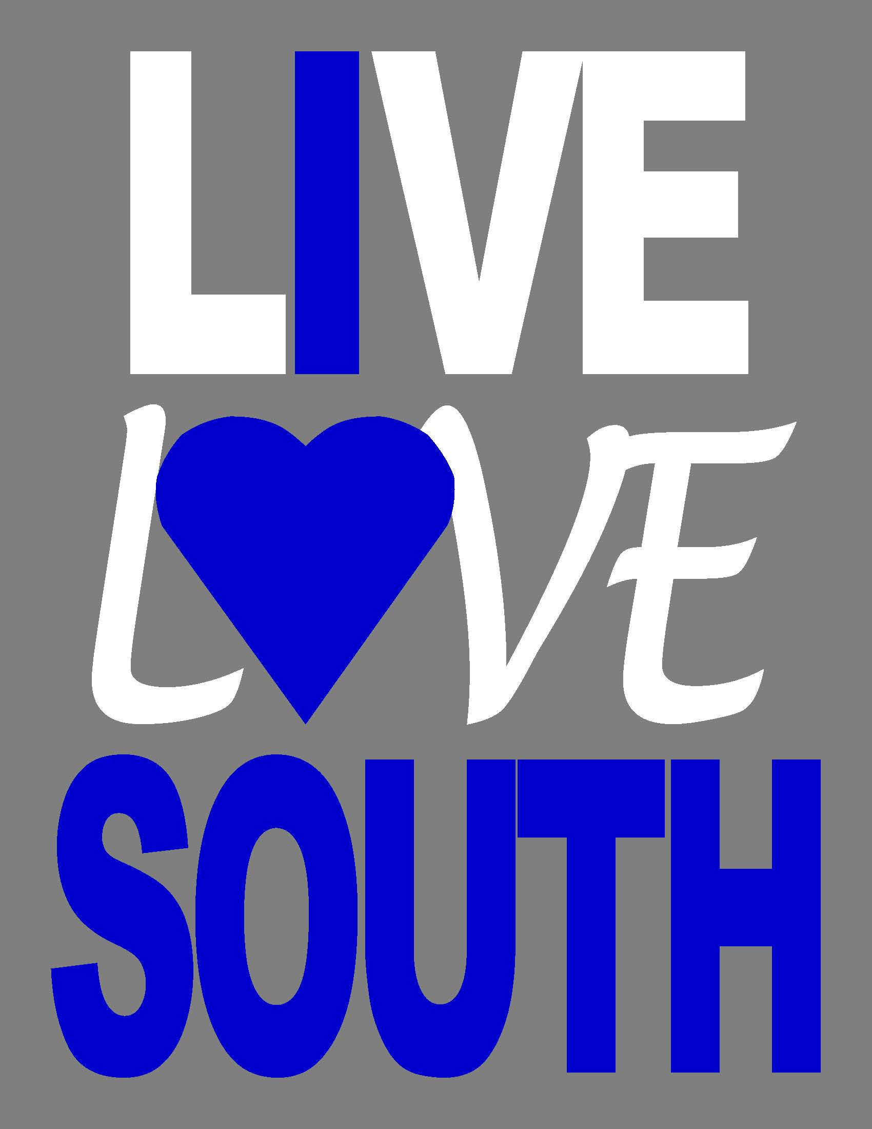 live love south image